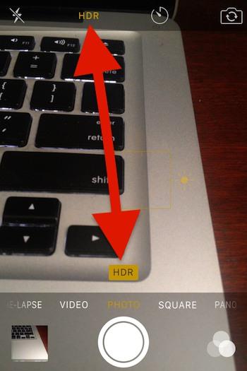 Cara Mengambil Foto Hdr Pada Iphone 2