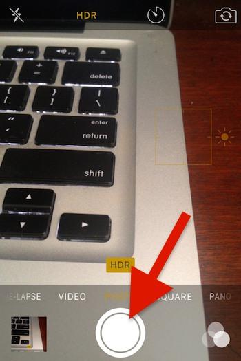 Cara Mengambil Foto Hdr Pada Iphone 3