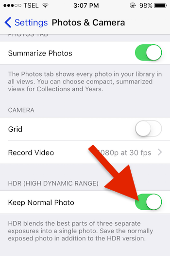 Cara Mengambil Foto Hdr Pada Iphone 7