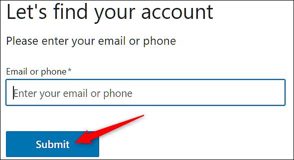 Cara Mengatasi Lupa Password Linkedin 2