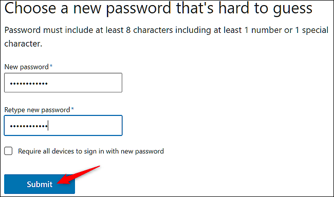 Cara Mengatasi Lupa Password Linkedin 5
