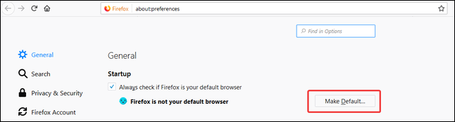 Cara Mengatur Default Browser Di Windows 2