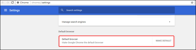 Cara Mengatur Default Browser Di Windows 3