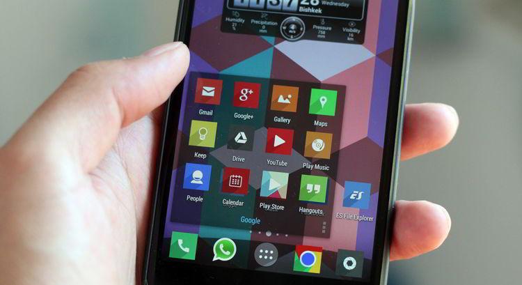 Cara Mengatur Ikon Custom Untuk Aplikasi Pada Android