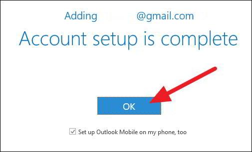 Cara Menggunakan Gmail Melalui Microsoft Outlook 12