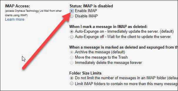 Cara Menggunakan Gmail Melalui Microsoft Outlook 4