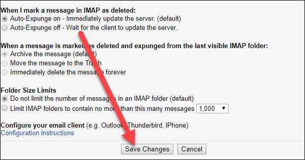 Cara Menggunakan Gmail Melalui Microsoft Outlook 5