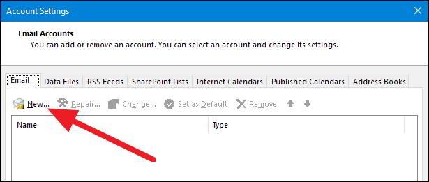 Cara Menggunakan Gmail Melalui Microsoft Outlook 9