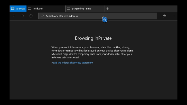 Cara Menggunakan Mode Private Browsing Di Xbox One 6