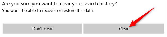Cara Menghapus Riwayat Pencarian Di Bing 3