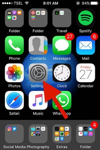 Cara Menghilangkan Ikon Notifikasi App Store Di Iphone Atau Ipad