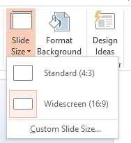 Cara Mengubah Ukuran Slide Pada Aplikasi Powerpoint 1