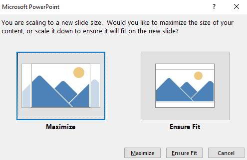 Cara Mengubah Ukuran Slide Pada Aplikasi Powerpoint 2