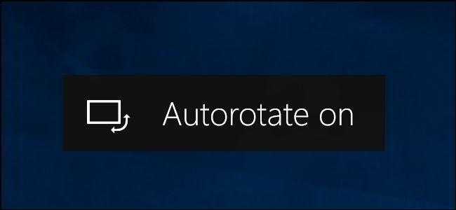 Cara Menonaktifkan Rotasi Layar Otomatis Di Windows 10
