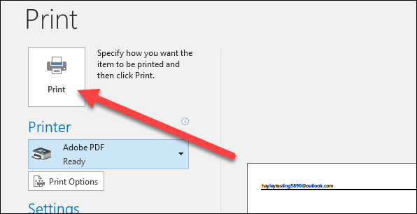 Cara Menyimpan Email Sebagai File Di Microsoft Outlook 11