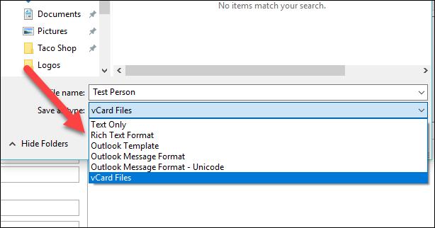 Cara Menyimpan Email Sebagai File Di Microsoft Outlook 17