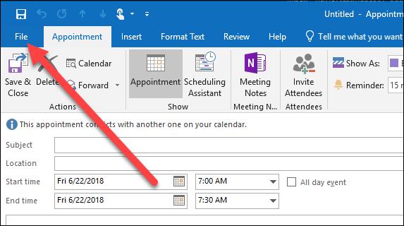 Cara Menyimpan Email Sebagai File Di Microsoft Outlook 19