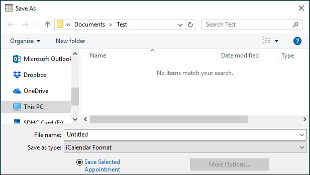 Cara Menyimpan Email Sebagai File Di Microsoft Outlook 21