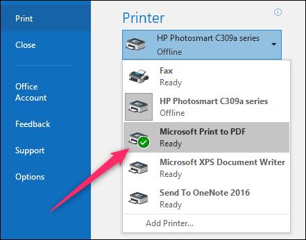 Cara Menyimpan Email Sebagai File Di Microsoft Outlook 9