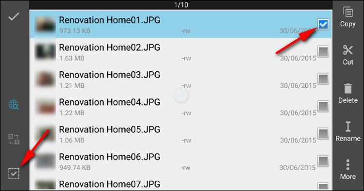 Cara Rename Banyak File Dan Folder Sekaligus Di Android