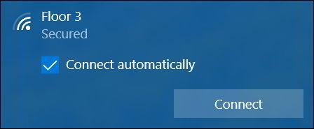 Cara Terhubung Ke Jaringan Wifi Di Windows 10 4