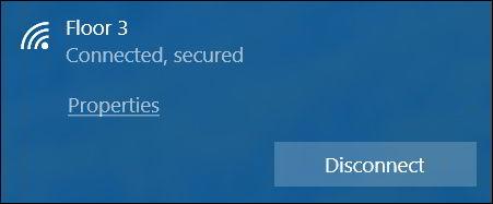 Cara Terhubung Ke Jaringan Wifi Di Windows 10 6