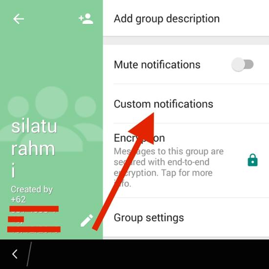 Cara Kustomisasi Suara Notifikasi Dan Nada Dering Di Whatsapp 10
