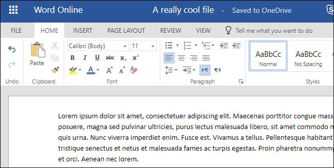 Cara Untuk Menggunakan Microsoft Word Secara Gratis 1