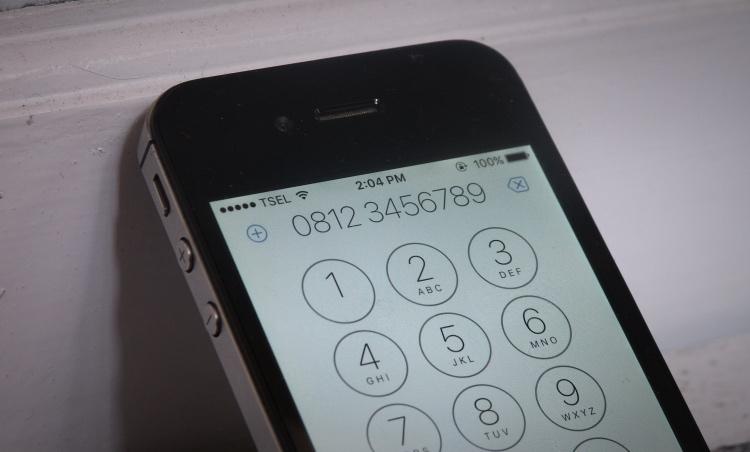 Memblokir Nomor Di Iphone