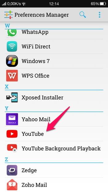 Cara Aktifkan Dark Mode Youtube Di Android 3