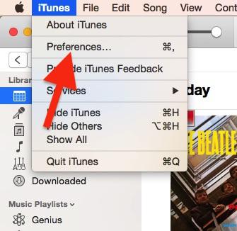 Cara Hentika Itunes Terbuka Otomatis Saat Iphone Terhubung Ke Mac 2