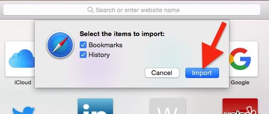 Cara Impor Bookmark Dan Histori Dari Chrome Ke Safari Di Macos 2