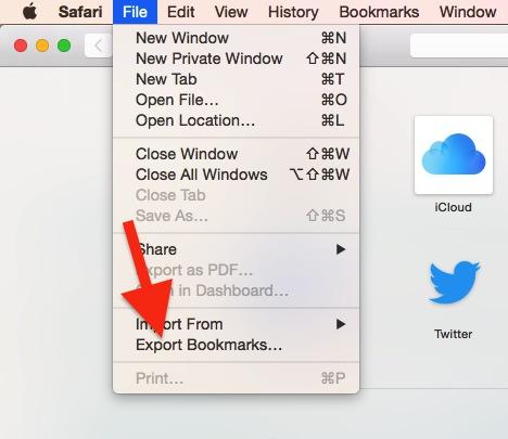 Cara Impor Bookmark Dan Histori Dari Chrome Ke Safari Di Macos 4
