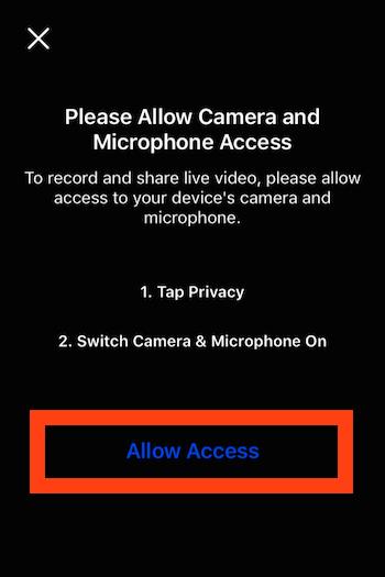 Cara Live Streaming Video Di Facebook Di Iphone Dan Ipad 1