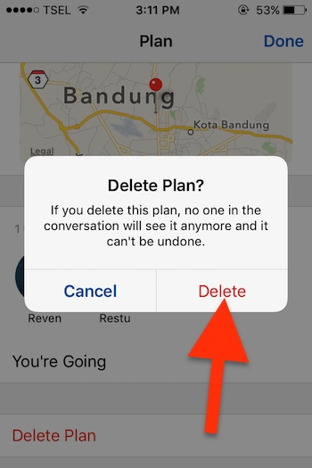 Cara Membuat Event Di Aplikasi Messenger Facebook Untuk Iphone 10