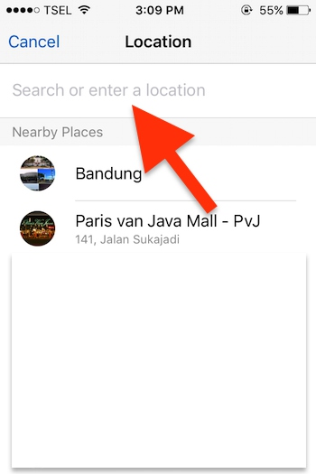 Cara Membuat Event Di Aplikasi Messenger Facebook Untuk Iphone 6