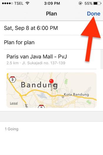 Cara Membuat Event Di Aplikasi Messenger Facebook Untuk Iphone 7