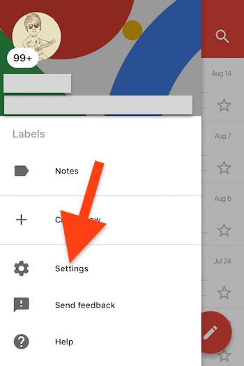 Cara Membuat Signature Pada Gmail Di Iphone Dan Mac:pc 1
