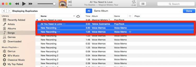 Cara Menemukan Dan Menghapus Duplikat Lagu Di Itunes 3