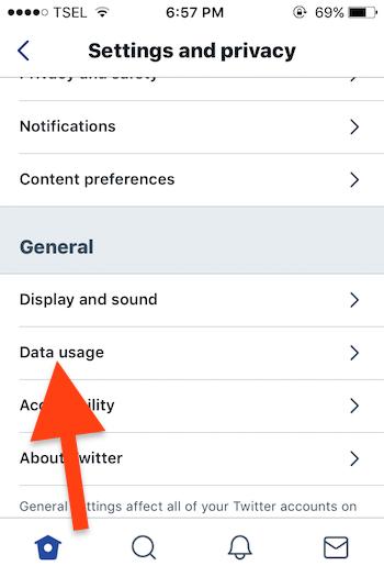 Cara Menghapus Cache Twitter Di Iphone Dan Ipad 2