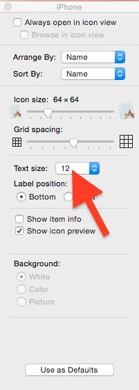 Cara Mengubah Ukuran Teks Pada Font Finder Di Macos 1