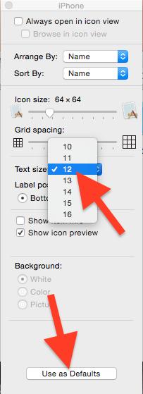 Cara Mengubah Ukuran Teks Pada Font Finder Di Macos 2
