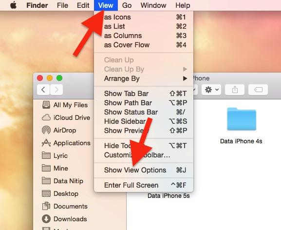 Cara Mengubah Ukuran Teks Pada Font Finder Di Macos