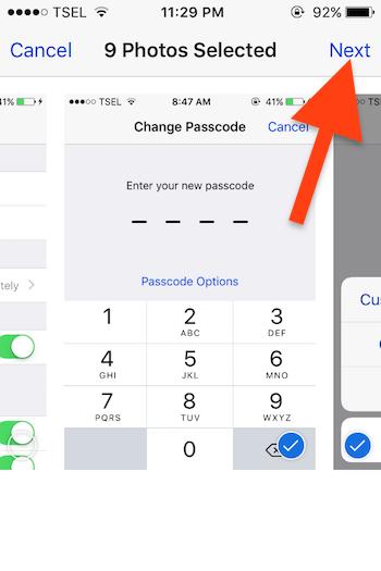 Cara Menyembunyikan Banyak Foto Dari Aplikasi Photos Di Iphone Dan Ipad 2