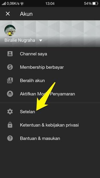 Cara Nonaktifkan Fitur Autoplay Youtube Di Android 2