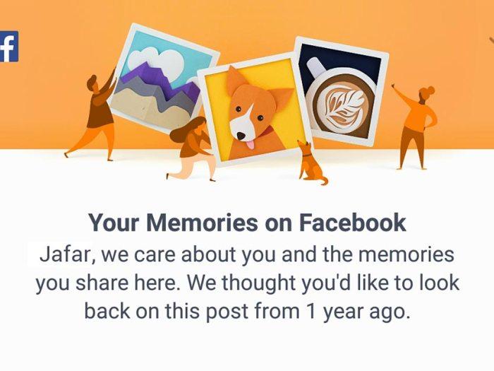 Facebook Kenangan