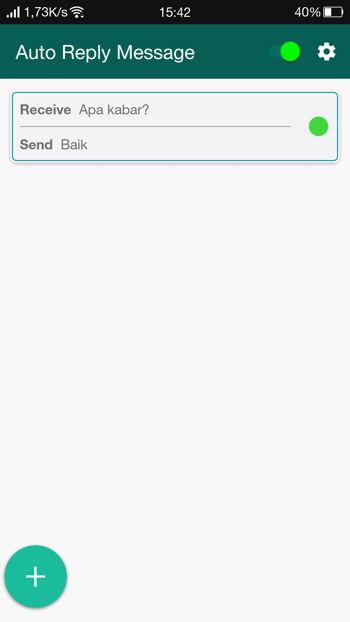 2 Cara Membalas Pesan Secara Otomatis Di Whatsapp Android 11