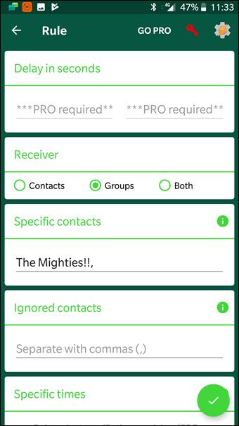 2 Cara Membalas Pesan Secara Otomatis Di Whatsapp Android 3