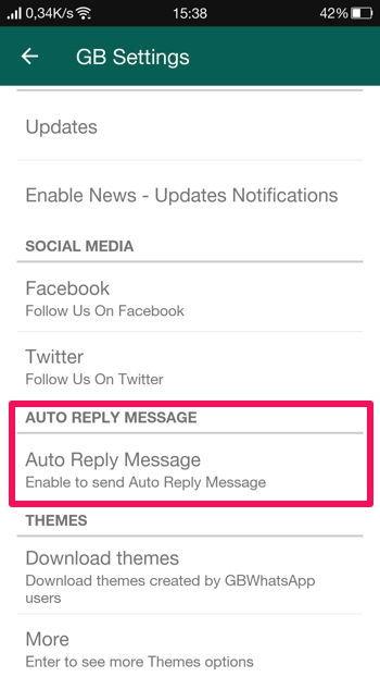 2 Cara Membalas Pesan Secara Otomatis Di Whatsapp Android 7