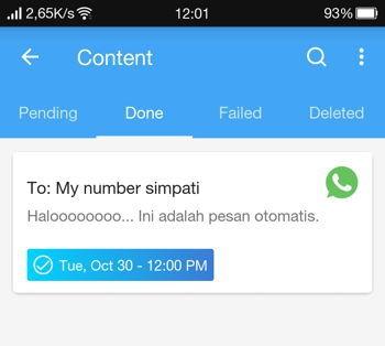 2 Cara Membuat Pesan Terjadwal Di Whatsapp Android 15